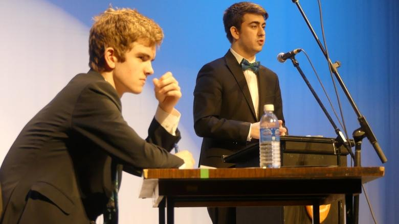 Young minds dazzle at National Debating Championships in St. John's