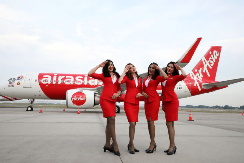 Malaysia's AirAsia seeks nearly $500 million in funding - report