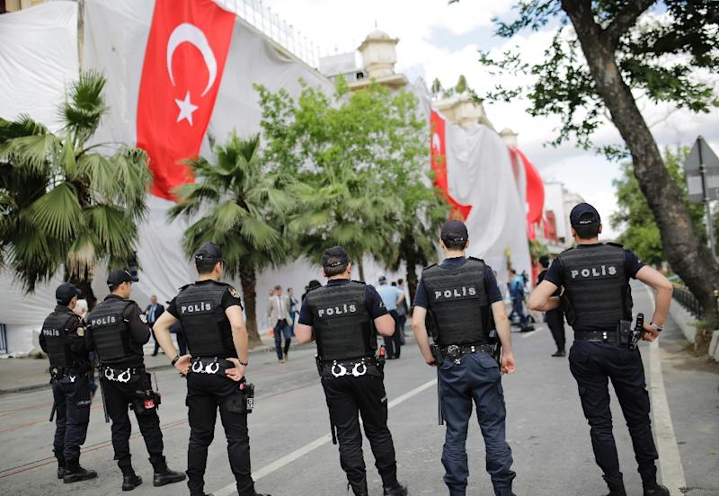 Another 10,000 sacked in post-coup purge in Turkey
