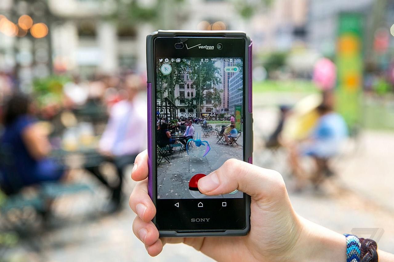 Pokémon Go is FINALLY out in the country that discovered Pokémon
