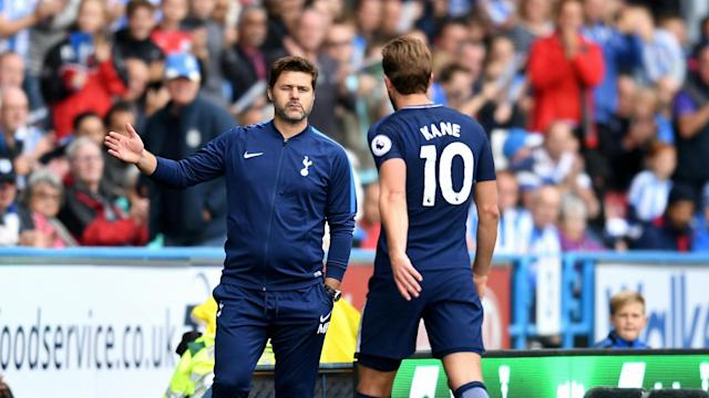 Harry Kane has often been linked with Real Madrid, and Mauricio Pochettino is impressed with how little he has been affected by it.