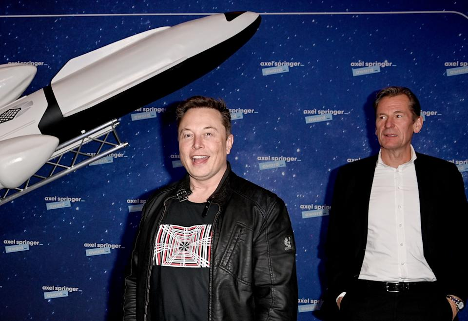 Elon Musk. (Foto: Britta Pedersen / POOL / AFP) (Photo by BRITTA PEDERSEN/POOL/AFP via Getty Images)