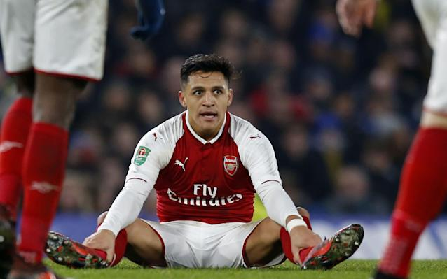 Manchester City ready to walk away from Alexis Sanchez deal over financial demands