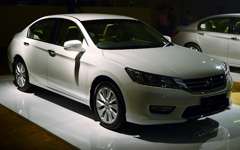Honda Accords From The 2017 2016 Model Years Are Being Recalled In Us After