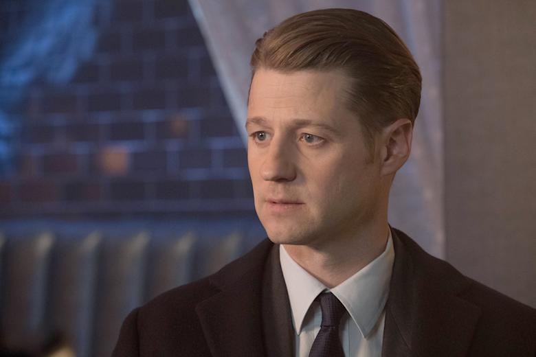GOTHAM: Ben McKenzie in the ÒHeroes Rise: The Primal RiddleÓ episode of GOTHAM airing Monday, May 8 (8:00-9:01 PM ET/PT) on FOX. Cr: Jessica Miglio/FOX