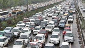 Marol Naka traffic: A commuter's nightmare