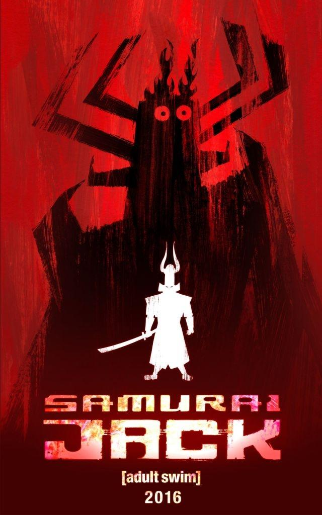 'Samurai Jack' leaping into new video game adaptation