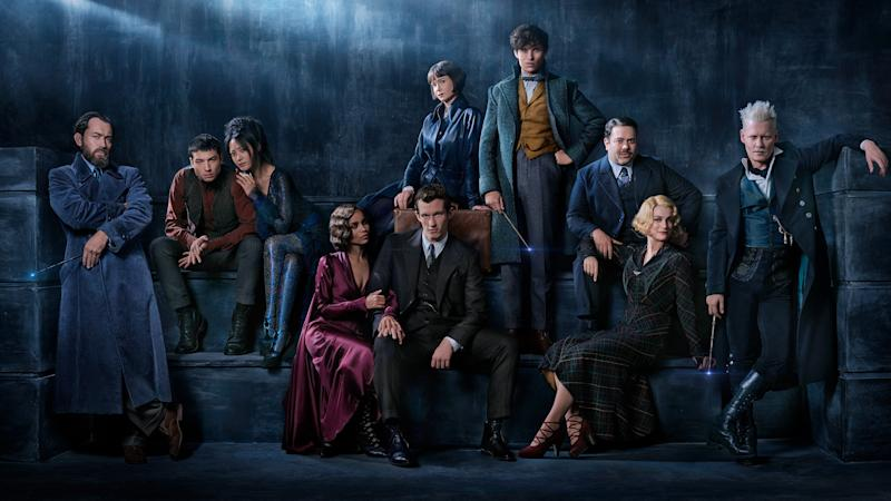 <p>Damon Smith reviews Fantastic Beasts: The Crimes Of Grindelwald to coincide with the film's world premiere in Paris.</p>