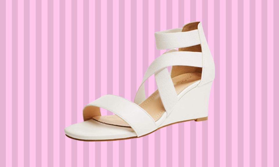 Get strappy sandals for just $12! (Photo: Amazon)