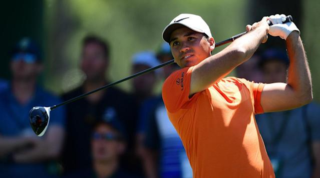 AUGUSTA, Ga. (AP) -- Jason Day got some important instructions after his awful start to the Masters, and he used it to calm himself and play the kind of golf expected from the third-ranked player in the world.