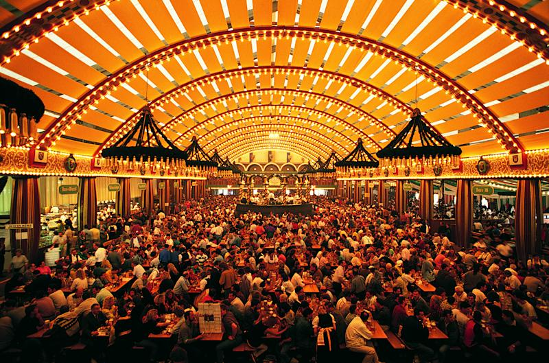 Oktoberfest celebration, Munich
