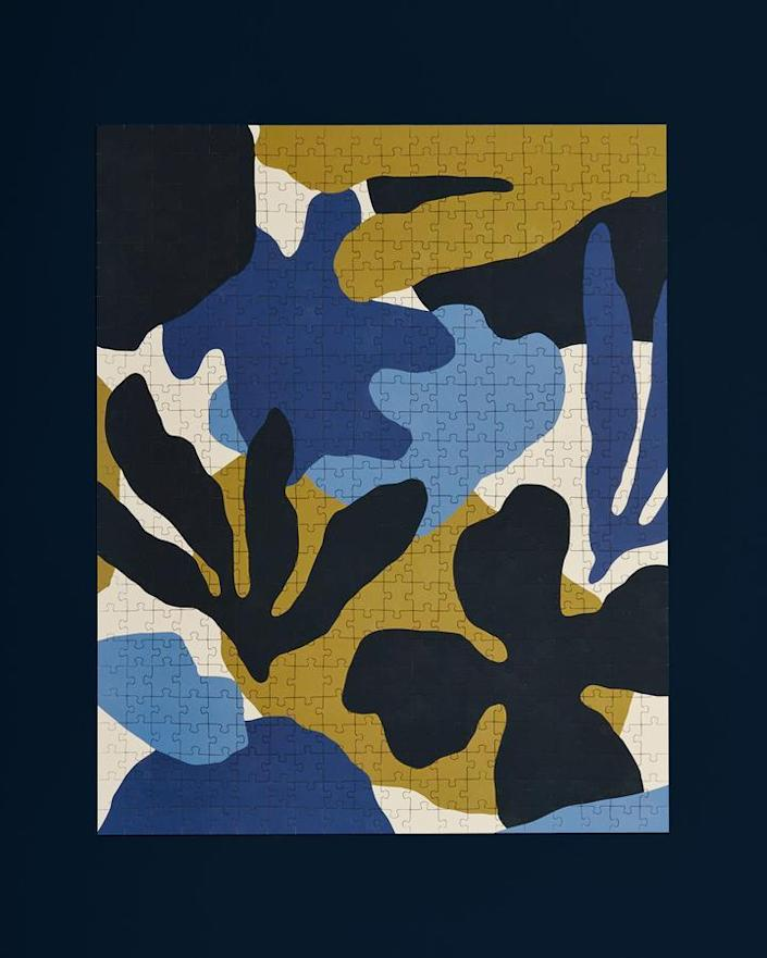 """<h2><a href=""""https://ordinaryhabit.com/collections/puzzles/products/migula-puzzle-by-marleigh-culver"""" rel=""""nofollow noopener"""" target=""""_blank"""" data-ylk=""""slk:Ordinary Habit Migula Puzzle by Marleigh Culver"""" class=""""link rapid-noclick-resp"""">Ordinary Habit Migula Puzzle by Marleigh Culver</a></h2><br>This relatively new brand designs artful, beautifully made puzzles to help players reset and reconnect. <br><br><strong>Ordinary Habit</strong> Migula Puzzle by Marleigh Culver, $, available at <a href=""""https://go.skimresources.com/?id=30283X879131&url=https%3A%2F%2Fordinaryhabit.com%2Fcollections%2Fpuzzles%2Fproducts%2Fmigula-puzzle-by-marleigh-culver"""" rel=""""nofollow noopener"""" target=""""_blank"""" data-ylk=""""slk:Ordinary Habit"""" class=""""link rapid-noclick-resp"""">Ordinary Habit</a>"""