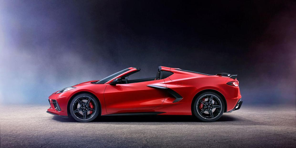 New Corvette 2020.The 2020 Chevy Corvette C8 Will Start At Less Than 60 000