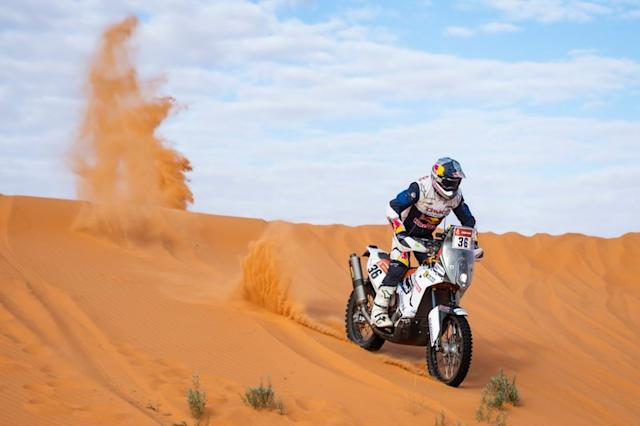 "#36 Husqvarna: Mohammed Balooshi <span class=""copyright"">Red Bull Content Pool</span>"
