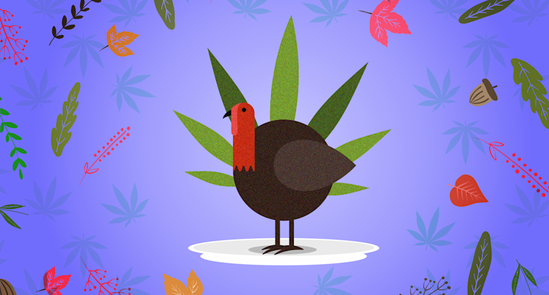 Why not infuse your Thanksgiving spread with some green-leaf goodness? Experts tell you how. (Graphic by Quinn Lemmers for Yahoo Lifestyle)