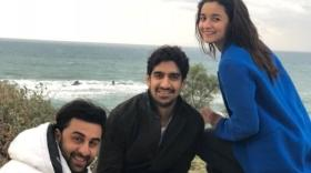 Third wheel for life: Alia Bhatt shares pic of Ayan Mukerji from her baecation with Ranbir Kapoor