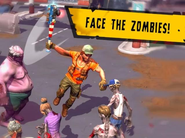 'Dead Island: Survivors' forces you to fight off zombies while creating traps to keep them at bay.