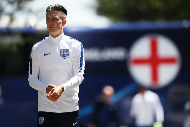 Grealish played under Southgate for England Under-21s