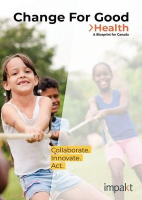 Change for Good Health: A Blueprint for Canada launched May 25, 2021 to help make access to physical activity more equitable during and after the pandemic. (CNW Group/impakt)