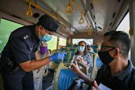 Malaysia has imposed a strict lockdown to battle a worsening coronavirus outbreak