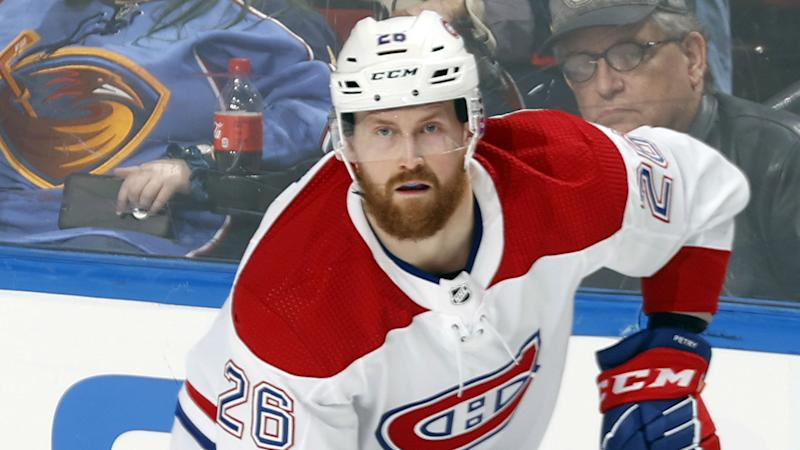 Coronavirus: Montreal Canadiens' Petry provides hospital workers with free meals