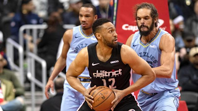 The Wizards let yet another veteran player leave in free agency. That says plenty about the new course Tommy Sheppard is charting for them.