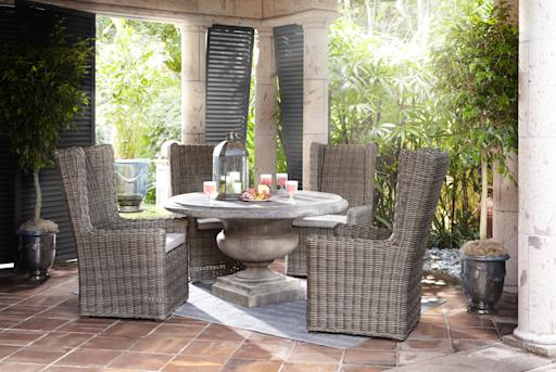 Arhaus Expands On Outdoor Furniture Offering With 150+ All Weather Designs