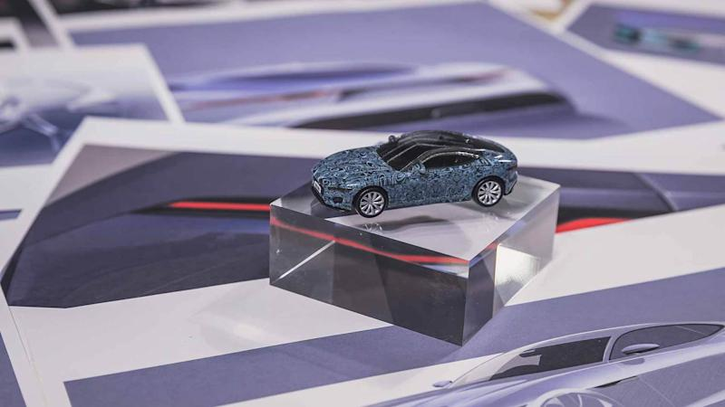 2021 Jaguar F-Type Hot Wheels