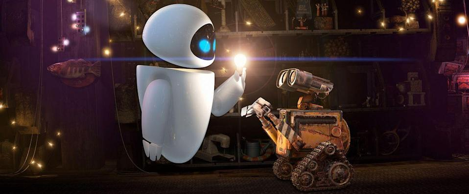"<p><em>Wall-E</em> is a truly impressive feat, because you feel for the lonely little robot on his Earth cleanup mission from the very beginning — which is mostly wordless, so even really little kids can understand his plight. The movie builds from there, sending Wall-E into space, where he gets to be a brave little hero. (Plus, its message of eco-friendliness couldn't be more prescient.) </p><p><a class=""link rapid-noclick-resp"" href=""https://go.redirectingat.com?id=74968X1596630&url=https%3A%2F%2Fwww.disneyplus.com%2Fmovies%2Fwall-e%2F5G1wpZC2Lb6I&sref=https%3A%2F%2Fwww.redbookmag.com%2Flife%2Fg35149732%2Fbest-pixar-movies%2F"" rel=""nofollow noopener"" target=""_blank"" data-ylk=""slk:DISNEY+"">DISNEY+</a> <a class=""link rapid-noclick-resp"" href=""https://www.amazon.com/Wall-Fred-Willard/dp/B003QTSMXE?tag=syn-yahoo-20&ascsubtag=%5Bartid%7C10063.g.35149732%5Bsrc%7Cyahoo-us"" rel=""nofollow noopener"" target=""_blank"" data-ylk=""slk:AMAZON"">AMAZON</a></p>"