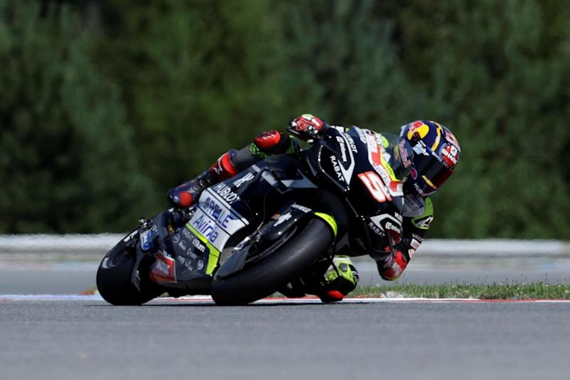 Czech MotoGP: Johann Zarco Claims Surprise Pole Over Fabio Quartararo