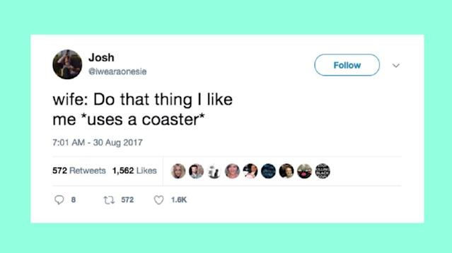 If These 22 Tweets Sound Familiar, You're Probably Married