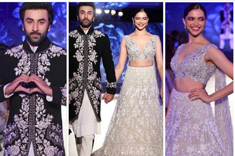 Ranbir and Deepika Again: Ex-Flames Walk the Ramp For Mijwan Fashion Show
