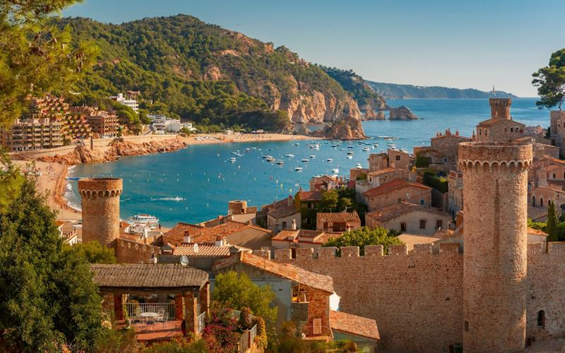 Spain is set to be popular with British tourists this summer - istock