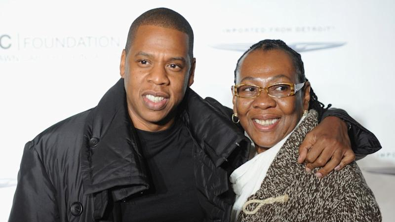 Jay-Z's mom delivers emotional speech at GLAAD Media Awards