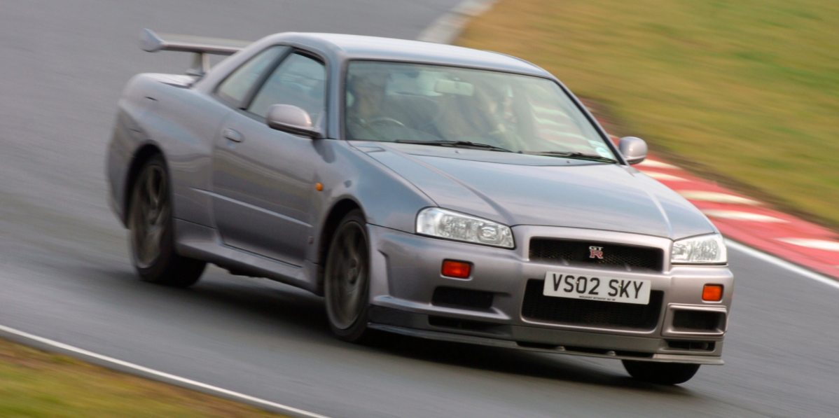 <p>The R34-generation Nissan Skyline GT-R is the holy grail of JDM desire, a dream car for those that grew up in the era where import cars where all the rage. But since the R34 didn't start production until 1999, there are still a few more years left to wait - unless you count the handful that were legally imported by Motorex when new, of course. </p>