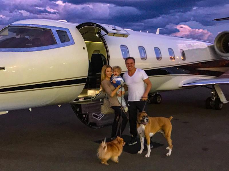 Real Housewives of Miami Star Lisa Hochstein Defiant After Getting Slammed for Photo of Evacuating Irma on Private Jet