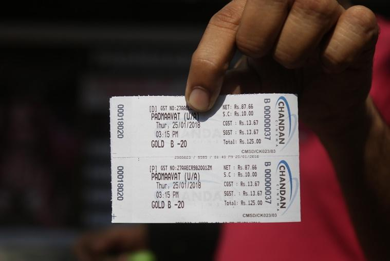 Chandan, theatre, Mumbai, movie ticket