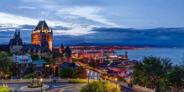 Quebec City has come out on top in a new ranking of Canada's best cities for millennials.