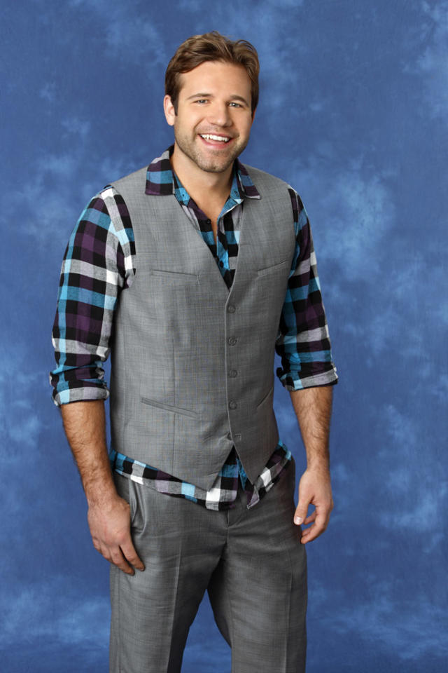 """Randy, 30, a marketing manager from Hermosa Beach, CA is featured on the eighth edition of """"<a href=""""http://tv.yahoo.com/bachelorette/show/34988"""">The Bachelorette</a>."""""""