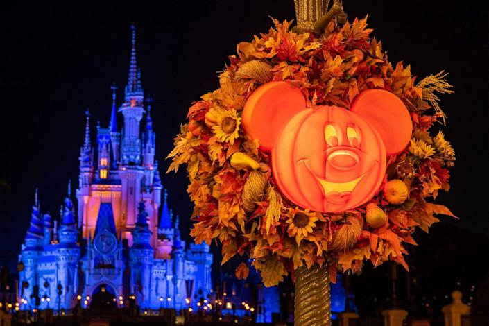 The Boo Bash is an abridged version of Mickey's Not-So-Scary Halloween Party, which has been modified for the pandemic era.