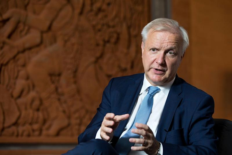 ECB's Rehn calls for significant, impactful stimulus package