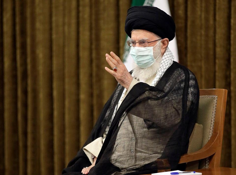 Iran Nuclear (Office of the Iranian Supreme Leader)