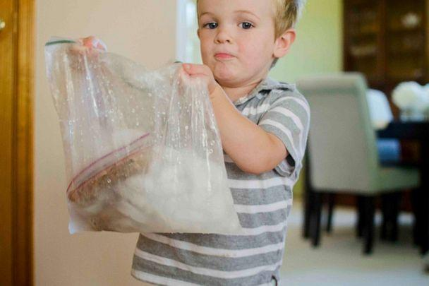 PHOTO: Busy Toddler's homemade ice cream. (Courtesy of Susie Allison)