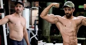 Transformer! Here's Hrithik Roshan's unreal physical transformation from Super 30 to War