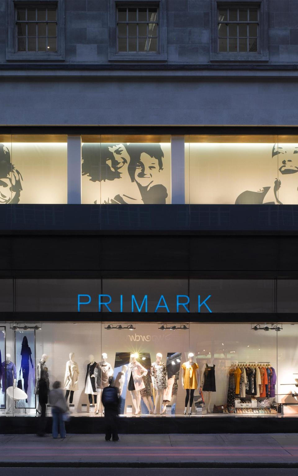 Primark Oxford Street London shopping - Getty Images
