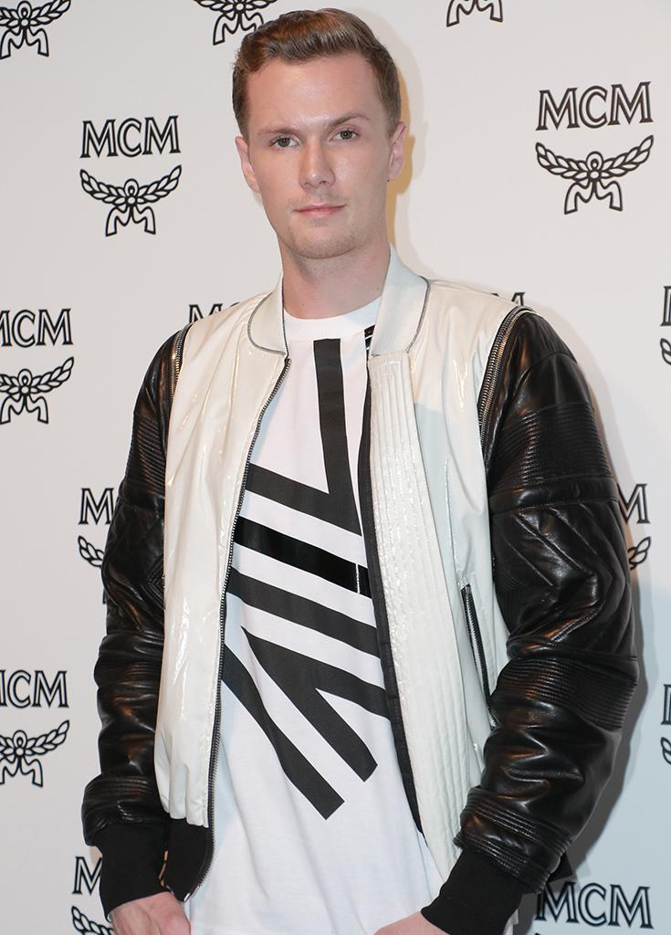 Conrad Hughes Hilton III attends a party of MCM Flagship Store on March 23, 2016 in Hong Kong, China.