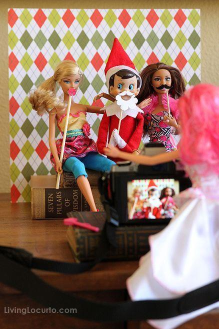 """<p>Life can get lonely as an elf. Give your little guy a few friends in the form of your children's Barbie dolls—then let them have a fun photo shoot together! </p><p><strong>Get the tutorial at <a href=""""https://www.livinglocurto.com/elf-photo-props-3/"""" rel=""""nofollow noopener"""" target=""""_blank"""" data-ylk=""""slk:Living Locurto"""" class=""""link rapid-noclick-resp"""">Living Locurto</a>.</strong></p><p><strong><a class=""""link rapid-noclick-resp"""" href=""""https://www.amazon.com/Avant-Toothpick-Restaurant-Grade-Reclosable-Precisely/dp/B071YPNDYJ?tag=syn-yahoo-20&ascsubtag=%5Bartid%7C10050.g.22690552%5Bsrc%7Cyahoo-us"""" rel=""""nofollow noopener"""" target=""""_blank"""" data-ylk=""""slk:SHOP TOOTHPICKS"""">SHOP TOOTHPICKS</a><br></strong></p>"""