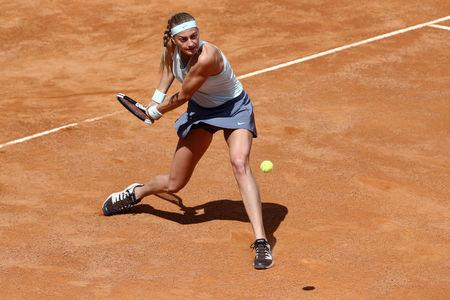 FILE PHOTO:  WTA Premier 5 - Italian Open
