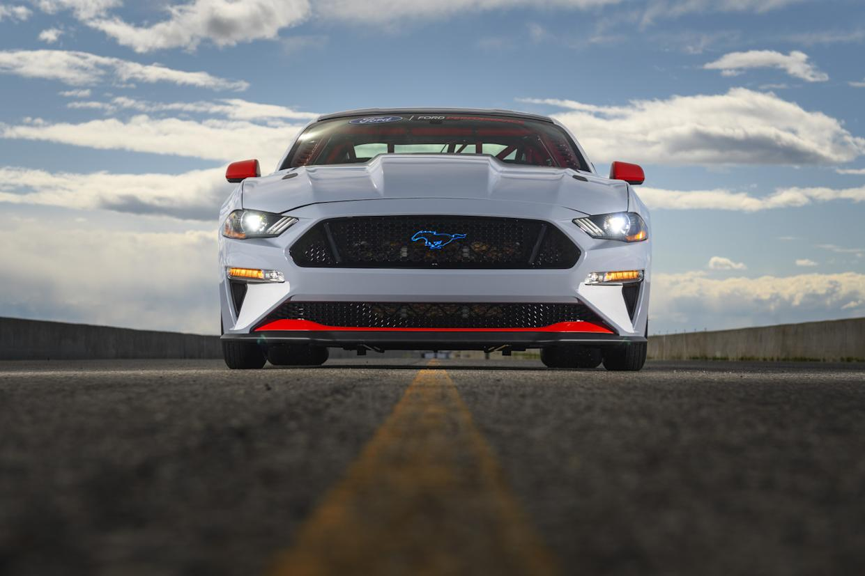 The Ford Mustang Cobra Jet 1400 prototype packs more than 1,500 hp