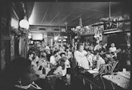 <p>Gospel Hour at Mr. Henry's Bar in Washington, D.C. Today, the Capitol Hill hotspot continues the musical traditions with jazz on Wednesdays, a showcase on Saturdays and more.</p>